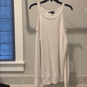 Sanctuary off shoulder sweater